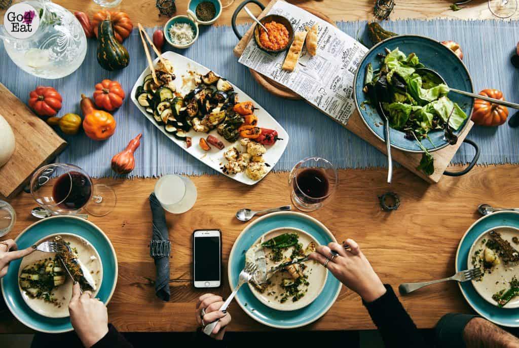 שולחן השף, מקום לאירועים, נועה דניס שפית פרטית