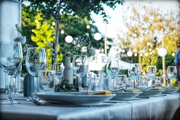 אירוע חתונה - קייטרינג חלבי נועה דניס