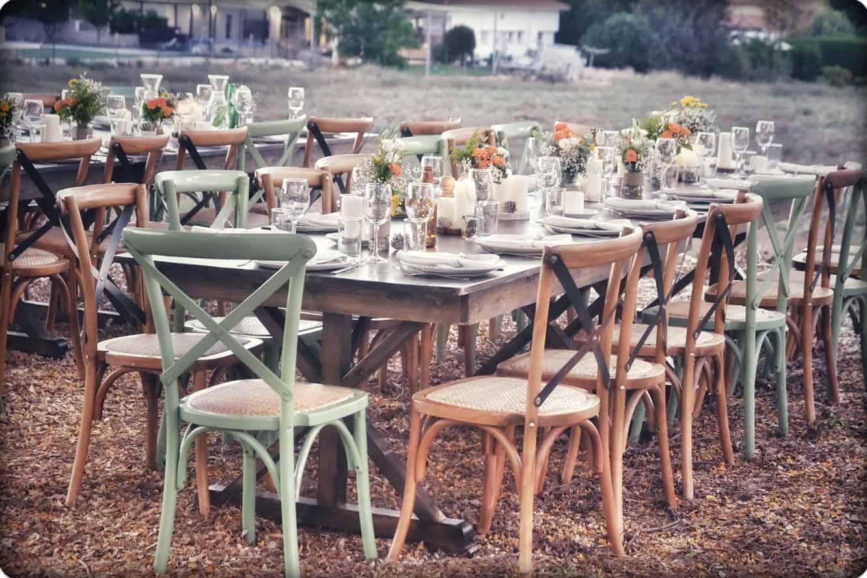 החתונה של טל ועמית, נועה דניס, קייטרינג לחתונה