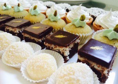 קינוחי שוקולד ועוגות