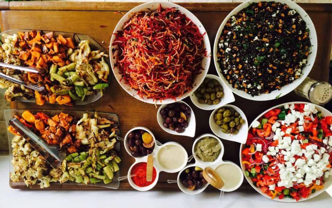 שף פרטי לאירועים קטנים-השף שידהים את האורחים