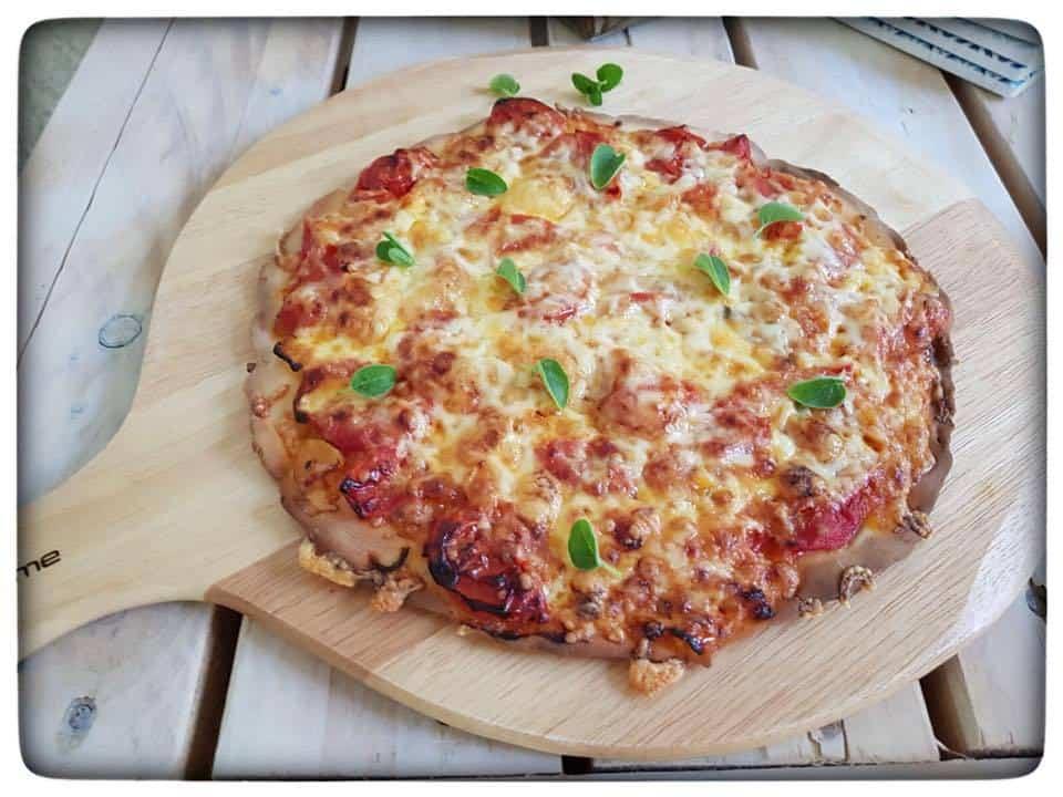 פיצה איטלקית ללא גלוטן