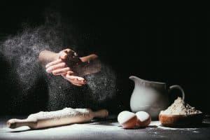 פסטה עבודת יד, קייטרינג חלבי