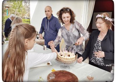 יום הולדת 80 לעדנה